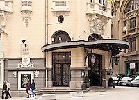 Westin Palace Hotel, Madrid, Spain