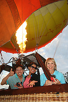 20140122 January 22 Hot Air Balloon Gold Coast