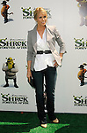 "UNIVERSAL CITY, CA. - May 16: Cheryl Hines arrives at the ""Shrek Forever After"" Los Angeles Premiere at Gibson Amphitheatre on May 16, 2010 in Universal City, California."