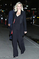 NEW YORK, NY - November 5: Elizabeth Banks at The Late Show With Stephen Colbert promoting Charlie's Angels  on November 5, 2019. Credit: RW/MediaPunch