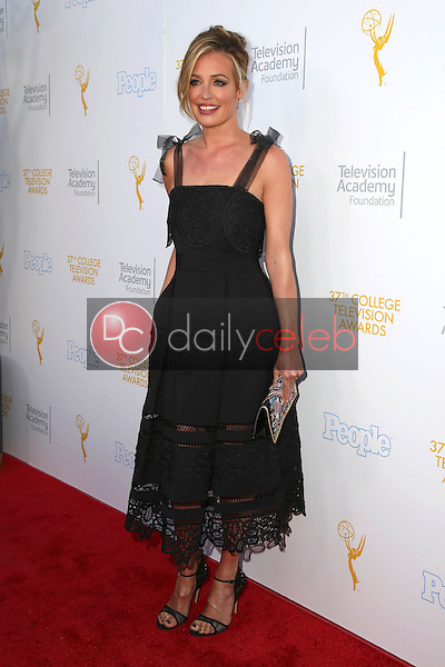 Cat Deeley<br /> at the 37th College Television Awards, Skirball Cultural Center, Los Angeles, CA 05-25-16<br /> David Edwards/Dailyceleb.com 818-249-4998
