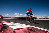 September 5th 2017, Circuito de Navarra, Spain; Cycling, Vuelta a Espana Stage 16, individual time trial; Adam Hansen