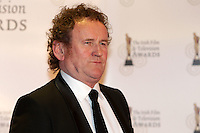 12/2/11 Colm Meaney on the red carpet at the 8th Irish Film and Television Awards at the Convention centre in Dublin. Picture:Arthur Carron/Collins