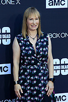 """LOS ANGELES - OCT 22:  Gale Anne Hurd at the """"The Walking Dead"""" 100th Episode Celebration at the Greek Theater on October 22, 2017 in Los Angeles, CA"""