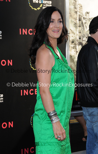 Carrie Anne Moss at the Warner Bros. Premiere of Inception held at The Grauman's Chinese Theatre in Hollywood, California on July 13,2010                                                                               © 2010 Debbie VanStory / Hollywood Press Agency