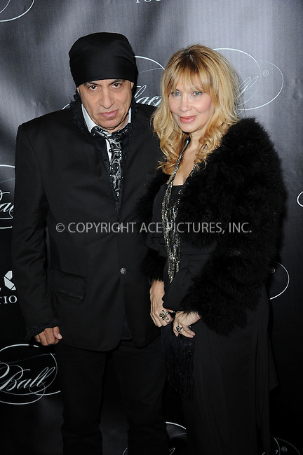 WWW.ACEPIXS.COM <br /> November 7, 2013 New York City<br /> <br /> Steven Van Zandt and Maureen Van Zandt attending Keep A Child Alive's 10th Annual Black Ball at Hammerstein Ballroom on November 7, 2013 in New York City.<br /> <br /> Please byline: Kristin Callahan  <br /> <br /> ACEPIXS.COM<br /> Ace Pictures, Inc<br /> tel: (212) 243 8787 or (646) 769 0430<br /> e-mail: info@acepixs.com<br /> web: http://www.acepixs.com