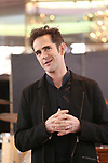 Andy Blankenbuehler performs during the 'Bandstand' Broadway cast press presentation at the Rainbow Room on March 7, 2017 in New York City.