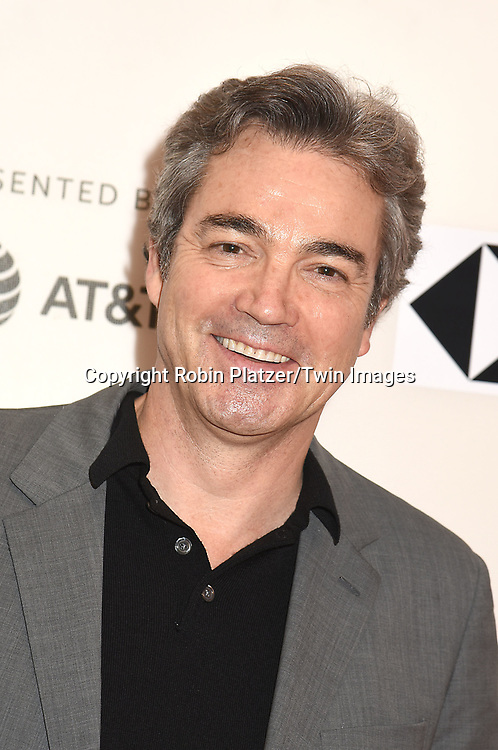 "actor Jon Tenney attends ""The Seagull"" Screening at the Tribecca Film Festival at BMCC on April 21, 2018 in New York City, New York, USA.<br /> <br /> photo by Robin Platzer/Twin Images<br />  <br /> phone number 212-935-0770"