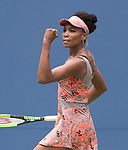 Venus Williams (USA) defeated Viktoria Kuznova (SVK)  6-3, 3-6, 6-2