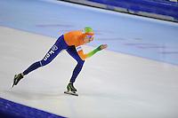SCHAATSEN: HEERENVEEN: IJsstadion Thialf, 29-12-2012, Seizoen 2012-2013, KPN NK allround, 1500m Dames, Jorien ter Mors, ©foto Martin de Jong