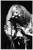 JANIS JOPLIN, LIVE, 1968, DICK WATERMAN
