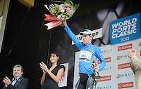 overall winner: Nikolas Maes (BEL)<br /> <br /> 2nd World Ports Classic 2013<br /> stage 2: Rotterdam  (NLD) - Antwerpen (BEL)<br /> 191km