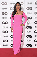 LONDON, UK. September 05, 2018: Alex Scott at the GQ Men of the Year Awards 2018 at the Tate Modern, London