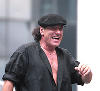 Brian Johnson AC/DC Singer 1996 By Jonathan <br />