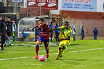 Deportivo Pasto igualó 0-0 ante Atlético Huila. Fecha 16 Liga Águila II-2018.