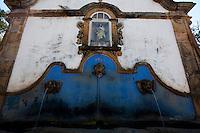 Tiradentes_MG, Brasil...Chafariz de Sao Jose em Tiradentes, Minas Gerais...The Sao Jose fountain in Tiradentes, Minas Gerais...Foto: LEO DRUMOND / NITRO
