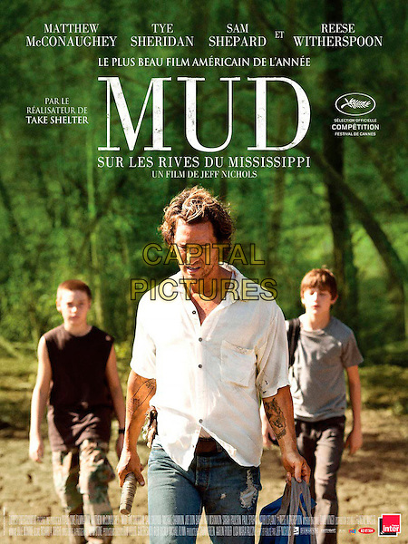 POSTER ART.in Mud (2012) .*Filmstill - Editorial Use Only*.CAP/NFS.Supplied by Capital Pictures.