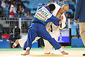 Makoto Hirose (JPN),<br /> SEPTEMBER 8, 2016 - Judo : <br /> Men's -60kg <br /> at Carioca Arena 3 during the Rio 2016 Paralympic Games in Rio de Janeiro, Brazil. (Photo by Shingo Ito/AFLO)