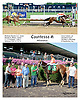 Countessa A winning at Delaware Park on 8/14/14