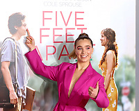 """LOS ANGELES - MAR 7:  Haley Lu Richardson at the """"Five Feet Apart"""" Premiere at the Bruin Theater on March 7, 2019 in Westwood, CA"""