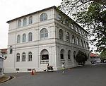 Amangalla hotel in historic town of Galle, Sri Lanka, Asia