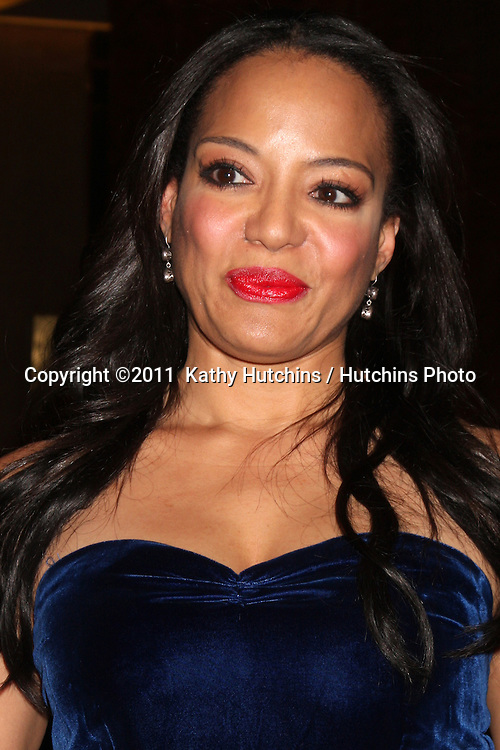 LOS ANGELES - FEB 19:  Lauren Velez arrives at the 61st ACE Eddie Awards at Beverly Hilton Hotel on February 19, 2011 in Beverly Hills, CA