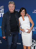 "HOLLYWOOD, LOS ANGELES, CA, USA - APRIL 29: David Hunt, Patricia Heaton at the Los Angeles Premiere Of TriStar Pictures' ""Mom's Night Out"" held at the TCL Chinese Theatre IMAX on April 29, 2014 in Hollywood, Los Angeles, California, United States. (Photo by Xavier Collin/Celebrity Monitor)"