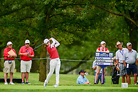 Na Yeon Choi (KOR) watches her tee shot on 17 during Friday's round 2 of the 2017 KPMG Women's PGA Championship, at Olympia Fields Country Club, Olympia Fields, Illinois. 6/30/2017.<br /> Picture: Golffile | Ken Murray<br /> <br /> <br /> All photo usage must carry mandatory copyright credit (&copy; Golffile | Ken Murray)