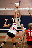 2012 Volleyball - IC vs Marian Central - JV