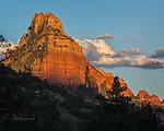 No Name Peak near Long Canyon, Arizona