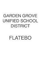 GGUSD Flatebo