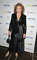 LONDON, ENGLAND - NOVEMBER 29: Alex Kingston at the Teens Unite: Tales Untold charity gala, Rosewood London, High Holborn on Friday 29 November 2019 in London, England, UK. <br /> CAP/CAN<br /> ©CAN/Capital Pictures