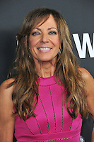 Allison Janney at the Los Angeles premiere of her movie &quot;Bad Words&quot; at the Cinerama Dome, Hollywood.<br /> March 5, 2014  Los Angeles, CA<br /> Picture: Paul Smith / Featureflash