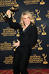 LOS ANGELES - APR 24: (object) at The 42nd Daytime Creative Arts Emmy Awards Gala at the Universal Hilton Hotel on April 24, 2015 in Los Angeles, California