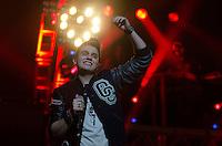 SÃO PAULO, 18.10.2013 – SHOW LUAN SANTANA: Show do cantor Luan Santana na noite desta sexta feira (18) no Credicard Hall em São Paulo. Foto: Levi Bianco – Brazil Photo Press