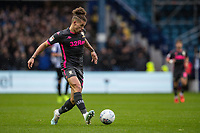 Leeds United's Kalvin Phillips plays a through ball <br /> <br /> Photographer Andrew Kearns/CameraSport<br /> <br /> The EFL Sky Bet Championship - Sheffield Wednesday v Leeds United - Saturday 26th October 2019 - Hillsborough - Sheffield<br /> <br /> World Copyright © 2019 CameraSport. All rights reserved. 43 Linden Ave. Countesthorpe. Leicester. England. LE8 5PG - Tel: +44 (0) 116 277 4147 - admin@camerasport.com - www.camerasport.com