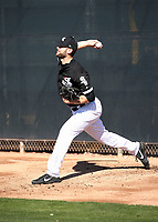 Lucas Giolito - Chicago White Sox 2018 spring training (Bill Mitchell)