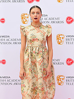 Bel Powley (Isobel Dorothy Powley) at the British Academy (BAFTA) Television Awards 2019, Royal Festival Hall, Southbank Centre, Belvedere Road, London, England, UK, on Sunday 12th May 2019.<br /> CAP/CAN<br /> &copy;CAN/Capital Pictures