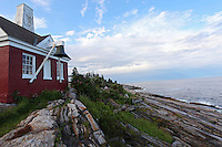 Bell House Pemaquid Horizontal