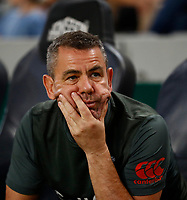 John Hooper (Masseur) of the Cell C Sharks during the Super rugby match between the Cell C Sharks and the Emirates Lions at Jonsson Kings Park Stadium in Durban, South Africa 30 March 2019. Photo: Steve Haag / stevehaagsports.com