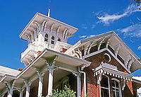 Galena: The Belvedere--detail. Photo '77.