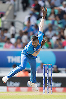 Hardik Pandya (India) during India vs New Zealand, ICC World Cup Warm-Up Match Cricket at the Kia Oval on 25th May 2019