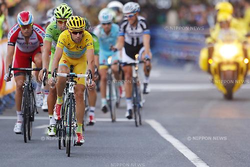 Vincenzo Nibali, OCTOBER 25, 2014 - Cycling : 2014 Le Tour de France SAITAMA CRITERIUM at Saitama City, Saitama, Japan. (Photo by Yusuke Nakanishi/AFLO SPORT) [1090]