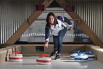 03/11/2016 - Opening of Sliders curling rink - Stratford - London - UK