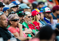 Aficion<br /> .<br /> Partido de beisbol de la Serie del Caribe con el encuentro entre Caribes de Anzo&aacute;tegui de Venezuela  contra los Criollos de Caguas de Puerto Rico en estadio Panamericano en Guadalajara, M&eacute;xico,  s&aacute;bado 5 feb 2018. <br /> (Foto: Luis Gutierrez)<br /> <br /> Baseball game of the Caribbean Series with the match between Caribes de Anzo&aacute;tegui of Venezuela against the Criollos de Caguas of Puerto Rico, at the Pan American Stadium in Guadalajara, Mexico, Saturday, February 5, 2018.<br /> (Photo: Luis Gutierrez)