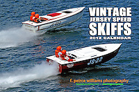 2012 Vintage Speed Skiff Calendar