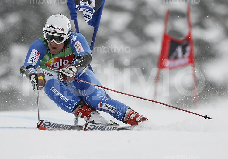 Ski Alpin Weltcup  Saisonauftakt in Soelden , AUT Riesenslalom Herren 28.10.07 BERTHOD, Marc  (SUI)