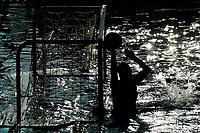 Giulia Gorlero Ekipe riscaldamento <br /> Roma 06/01/2019 Centro Federale  <br /> Final Six Pallanuoto Donne Coppa Italia <br /> Plebiscito Padova - Ekpe Orizzonte Catania Finale 3-4 posto<br /> Foto Andrea Staccioli/Deepbluemedia/Insidefoto