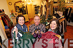 STYLE: Showing off.the fashion available in.Listowel this Christmas.are Kelly Browne.(Taelane boutique),.Noelle Buckley (Perfect.Pairs) and Eleanor.O'Callaghan (Coco.Boutique).   Copyright Kerry's Eye 2008