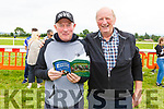 Jackie Reidy and Peter Galwey of Castleisland enjoying the Castleisland Races on Sunday.